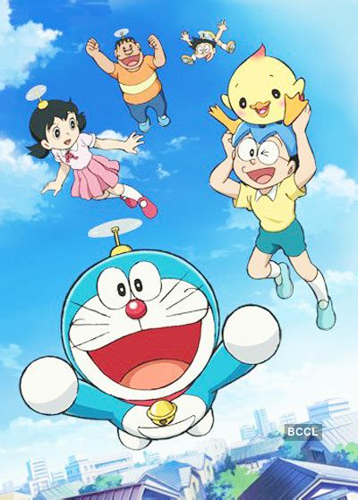 movie of doraemon in nobita and the steel troops in hindi a still from the animated movie doraemon in nobita and