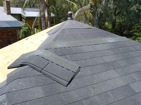 Hip Roof Shingle Installation pt 4 asphalt shingle system installation shingle roof supplies australia