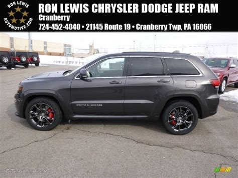 jeep granite crystal metallic 2014 granite crystal metallic jeep grand cherokee srt 4x4