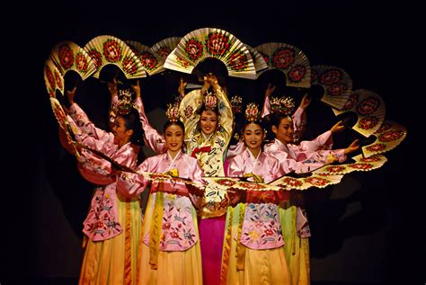 dance music korea korean traditional music and dance performance korea