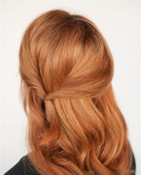 hair color red front blond back of head strawberry delight how to get strawberry blonde hair