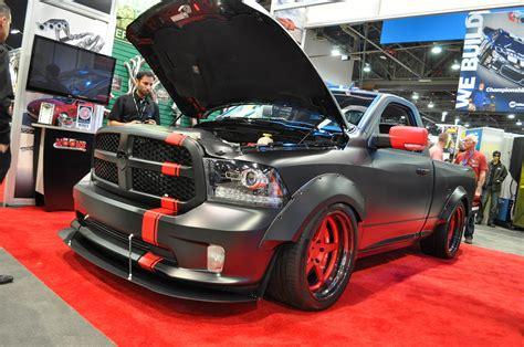 Ram Truck Hellcat by Hellcat Powered Ram Hellfire Debuts At Sema