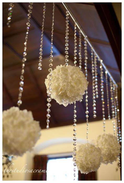wedding home decoration ideas diy wedding entrance ideas garlands crystals and free