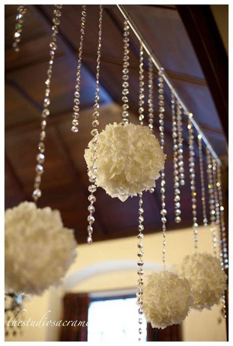 DIY Wedding Entrance Ideas   Garlands, Crystals and Free