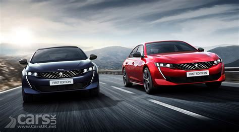 peugeot first car peugeot 508 first edition kicks off new 508 sales in the