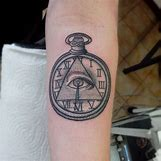 All Seeing Eye Pyramid Tattoo | 650 x 650 jpeg 52kB