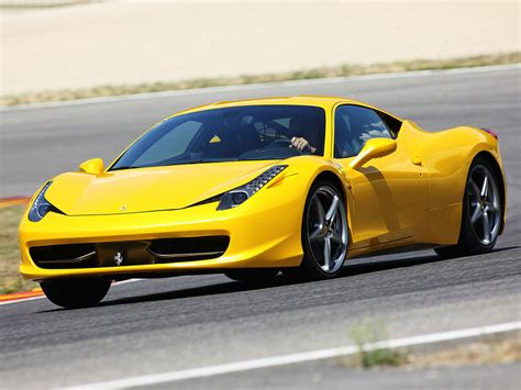 ferrari yellow car photo ferrari 458 italia photo car wallpapers ferrari
