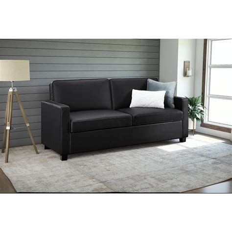 faux leather sleeper sofa 20 inspirations faux leather sleeper sofas sofa ideas