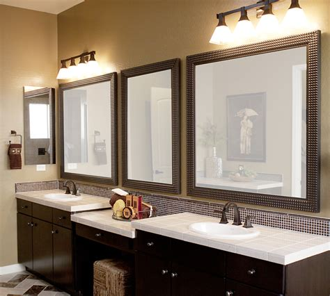 famous rustic bathroom mirrors doherty house frame a
