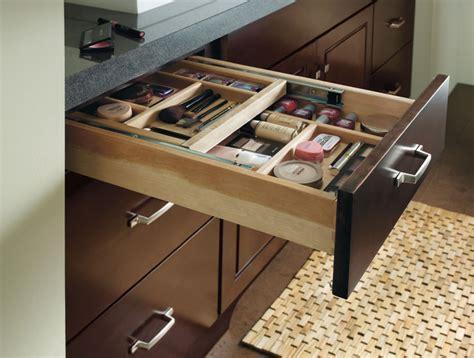 schrock vanity cosmetic drawer traditional  metro