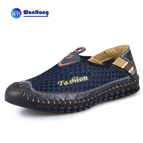 Shoppedia Casual Shoes Shb 9328 outdoor fashion mesh flat shoes casual flats for
