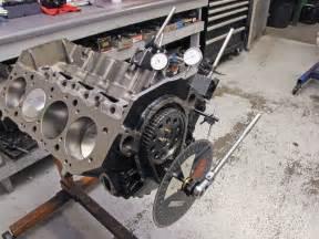 l89 427 big block engine build eagle crankshaft je