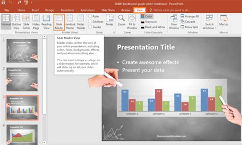 how to choose a consistent color scheme in powerpoint