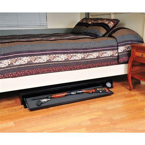 under bed gun storage ul1511 2 hour fire safe
