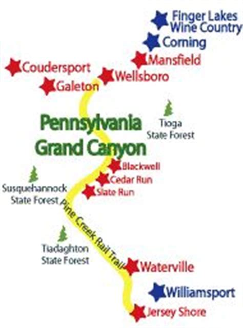 grand pa directions grand maps and the pines on