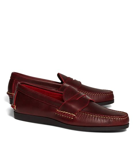 rancourt loafer brothers rancourt co loafers in for