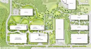 Architectural Site Plan Michael Van Valkenburgh Associates Inc