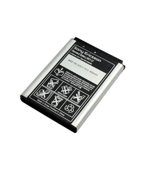 Battery Sony Ericsson Bst 39 Ori 99 sony ericsson bst 37 battery rechargeable replacement