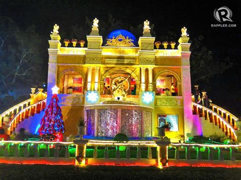 chileanchristmas decor in photos at this ph city glows bright with stunning lights