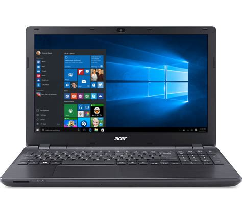 acer aspire laptop acer aspire e5 571 15 6 quot laptop black