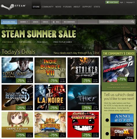 How To Buy Games On Steam With Gift Card - how to buy steam games at valve s uk online store from other regions ghacks tech news