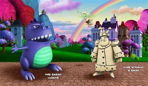 color city gfl animation studios the of color city