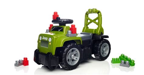halo theme jeep ride ons jeep 3 in 1 ride on mega bloks