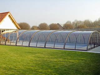 coperture telescopiche per terrazzi coperture per piscine tropea neo copertura per piscine
