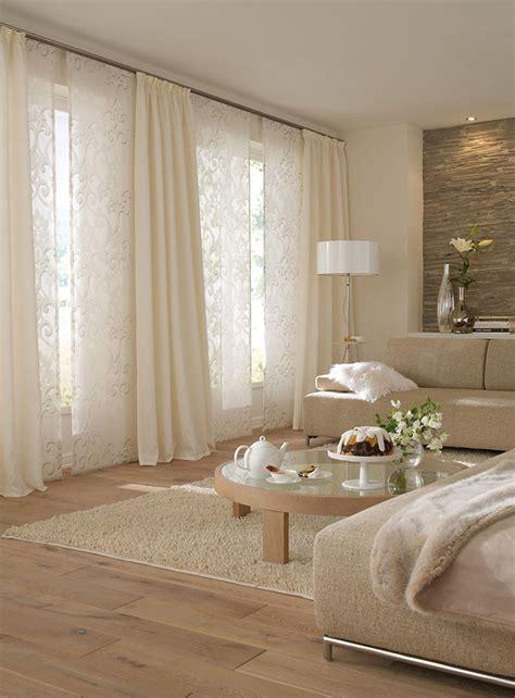 wohnzimmer gardinen modern vorhange wohnzimmer landhausstil ocaccept