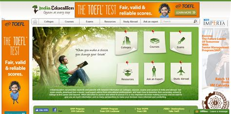 education website best education websites in india for children