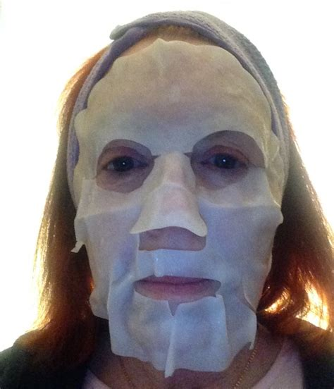 Masker Sk Ii rehydrating my skin with sk ii treatment essence and mask never say die