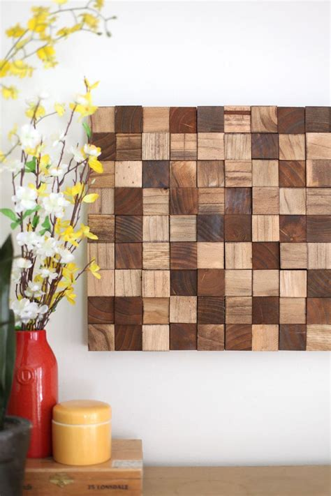 wooden wall hanging 1000 ideas about wood wall art on pinterest reclaimed