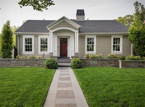 Best Gray Paint Colors Benjamin Moore here it is recommending revere pewter exterior home for