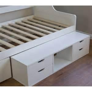 lit simple blanc