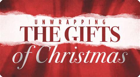 unwrapping christmas sermons ronnie floyd