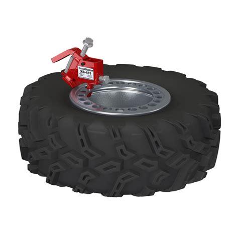 beadbuster xb  sprint car tire bead breaker