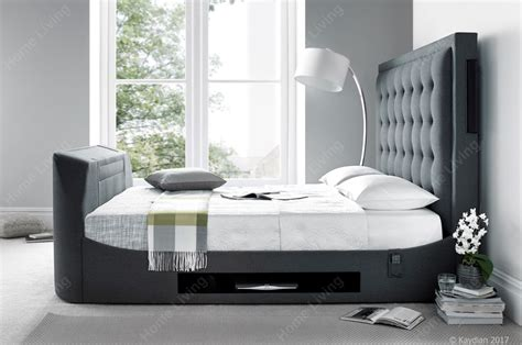 titan media bedframe home living