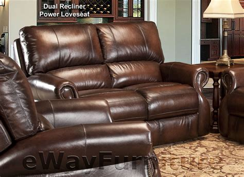 most durable recliners new parker living durable hawthorne brown leather dual