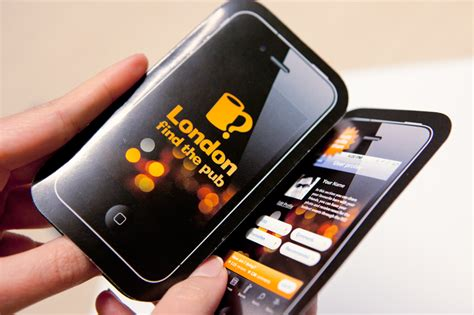 flyer design app for iphone london find the pub flyer design ralev com brand design