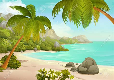 Island Clipart Images