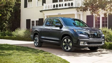 honda size truck 2017 mid size trucks to compare choose from