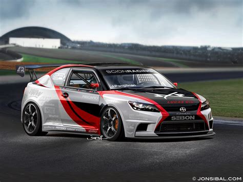 scion tc gt by jonsibal on deviantart