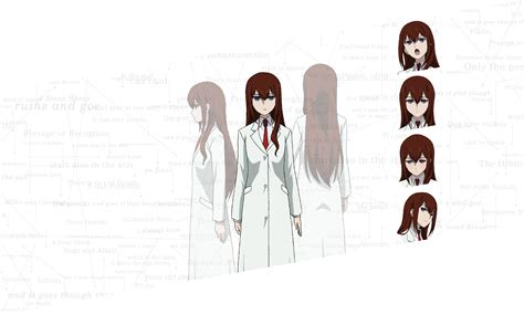 Myanimelist Steins Gate 0 by New Steins Gate 0 Key Visual And Character Designs