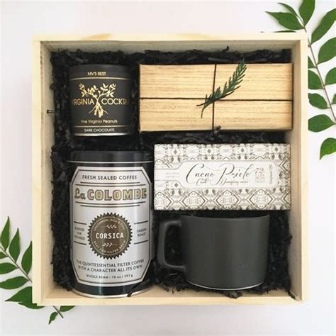 17 best ideas about coffee gift baskets on pinterest