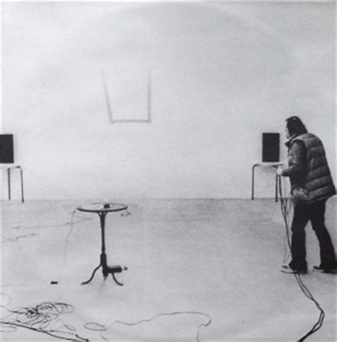 alvin lucier i am sitting in a room errors in things and the friendly medium
