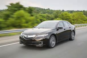 Acura Tlx 2017 Acura Tlx Reviews And Rating Motor Trend