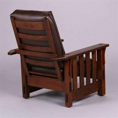 Roycroft Bookcase Jm Young Furniture Co Slatted Morris Chair California