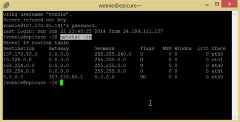 Linux Route Table how to display the routing table in windows and linux fixedbyvonnie