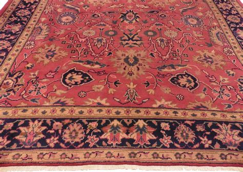 10 x 14 wool rug antique turkish oushak 10x14 wool rug 5734