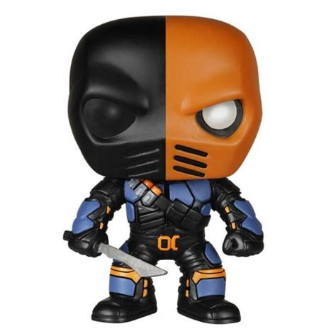 Funko Pop Deathstroke Dc funko mania funko deathstroke the flash dc comics funko